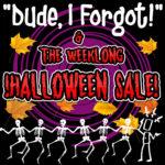 7 Day Halloween Sale Part1